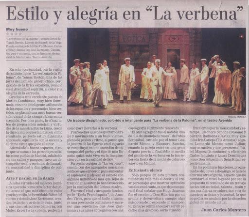 Marta Luna - Diario La Nación