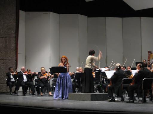 Orquesta Sinfónica de Aguascalientes / Teatro Aguascalientes, México